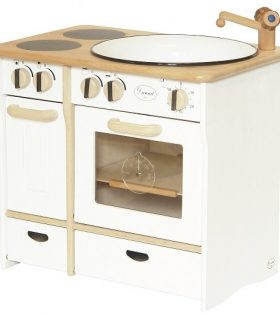 Drewart - Cooker Sink Combo White 2014