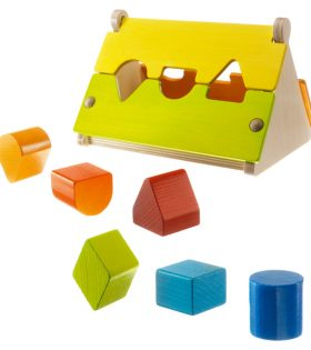 HABA - Triangle Sorting Box