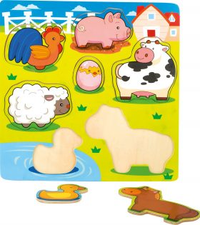 Legler - Puzzle Cute Animals