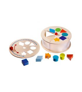 HABA - Sorting Box Rainbow Carousel