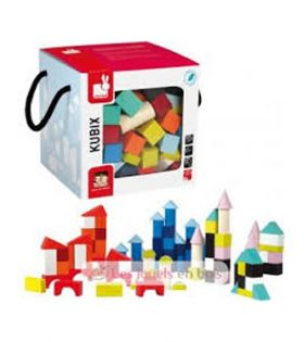 Janod Wooden Blocks 100