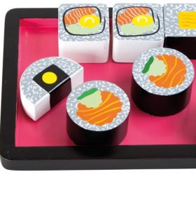 Legler - Wooden Sushi Set