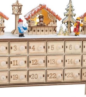 Legler - Christmas Market Advent Calendar