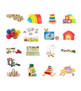 Large Toy Packs for Beauty Salons