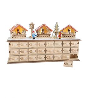 Christmas Market Advent Calendar