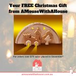 FREE Christmas Gift from AMouseWithAHouse in November*