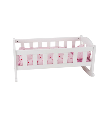 GOKI – Dolls Cradle White