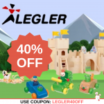 40 OFF Massive Legler Toy Sale