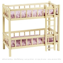 Goki - Bunk bed with ladder