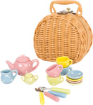 Legler - Picnic Basket Tea Party