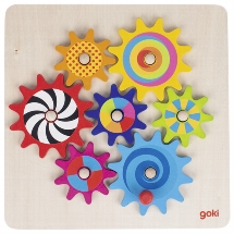 Goki - Cogwheel game