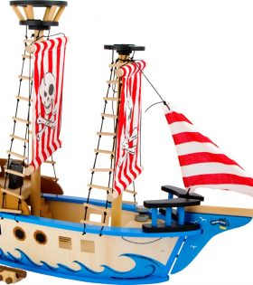 "Legler - Pirate Ship ""Jack"""