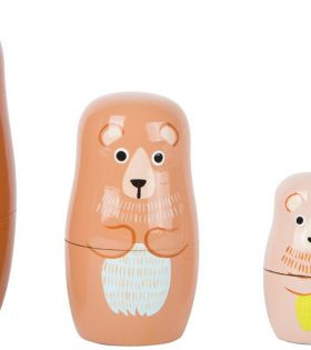 Legler - Bear Family Matryoshka