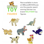Popular Holztiger Toy Figures Going Quick
