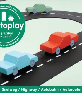 Waytoplay - Highway Set 24 pcs